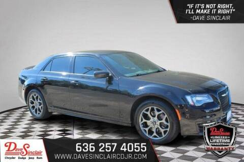 2017 Chrysler 300 for sale at Dave Sinclair Chrysler Dodge Jeep Ram in Pacific MO