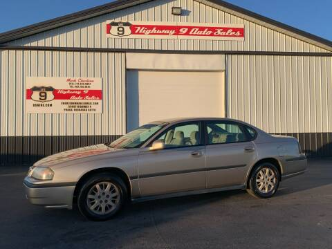 2004 Chevrolet Impala for sale at Highway 9 Auto Sales - Visit us at usnine.com in Ponca NE