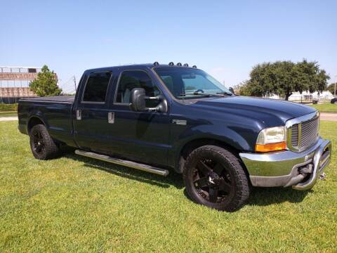 1999 Ford F-350 Super Duty for sale at Affordable Auto Spot in Houston TX