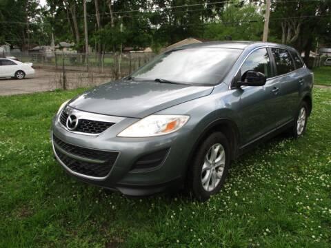 2012 Mazda CX-9 for sale at Dons Carz in Topeka KS