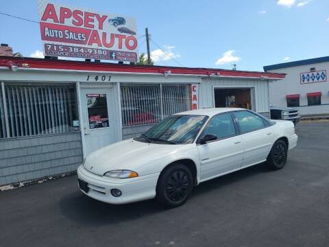1997 Dodge Intrepid for sale at Apsey Auto in Marshfield WI