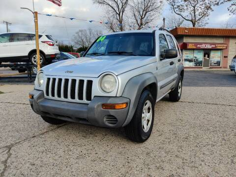 2004 Jeep Liberty for sale at Lamarina Auto Sales in Dearborn Heights MI
