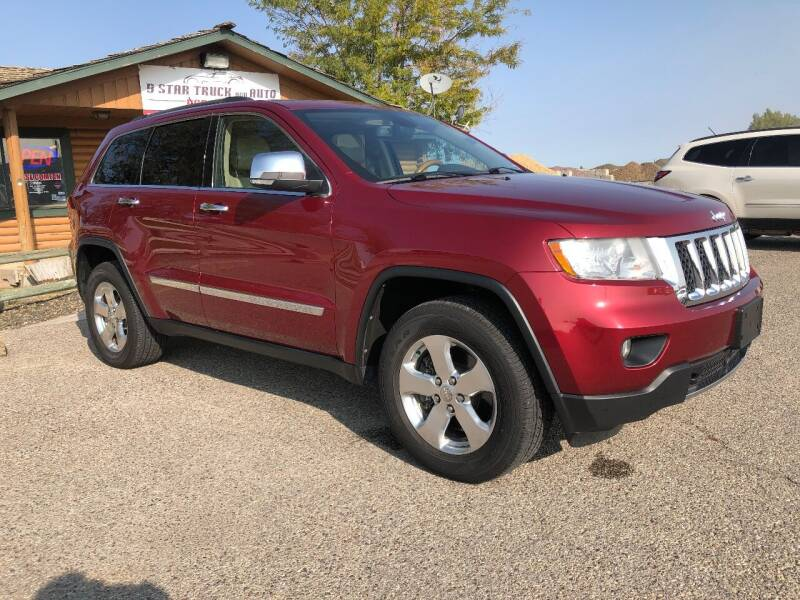 2013 Jeep Grand Cherokee for sale at 5 Star Truck and Auto in Idaho Falls ID