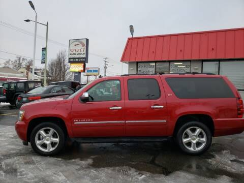 2013 Chevrolet Suburban for sale at Select Auto Group in Wyoming MI