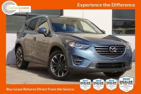 2016 Mazda CX-5 for sale at Dallas Auto Finance in Dallas TX