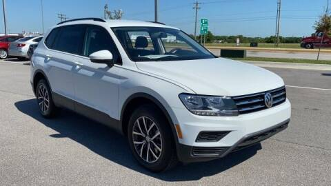 2021 Volkswagen Tiguan for sale at Napleton Autowerks in Springfield MO