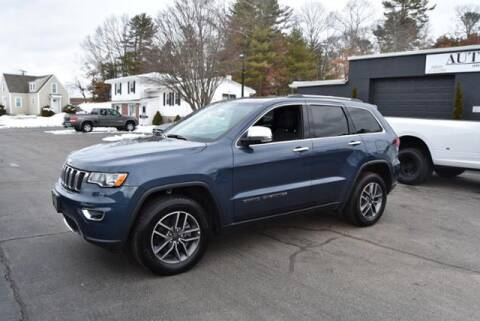 2020 Jeep Grand Cherokee for sale at AUTO ETC. in Hanover MA
