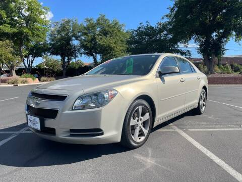 2011 Chevrolet Malibu for sale at GALLIAN DISCOUNT AUTO in St George UT