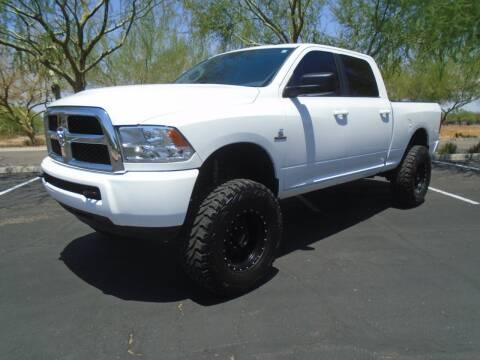 2017 RAM Ram Pickup 2500 for sale at COPPER STATE MOTORSPORTS in Phoenix AZ