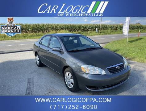 2005 Toyota Corolla for sale at Car Logic in Wrightsville PA