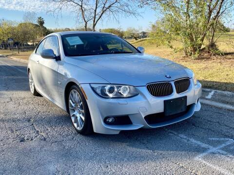 2013 BMW 3 Series for sale at Texas Auto Trade Center in San Antonio TX