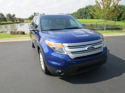 2014 Ford Explorer for sale at Oklahoma Trucks Direct in Norman OK