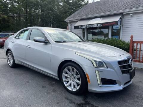 2014 Cadillac CTS for sale at Clear Auto Sales in Dartmouth MA