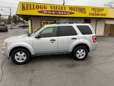 2011 Ford Escape for sale at Kellogg Valley Motors in Gravel Ridge AR