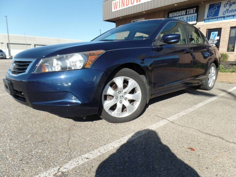 2010 Honda Accord for sale at Flywheel Motors, llc. in Olive Branch MS