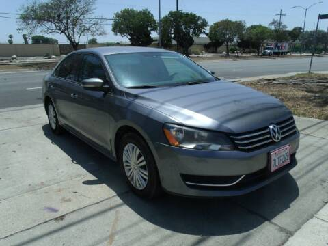 2015 Volkswagen Passat for sale at Hollywood Auto Brokers in Los Angeles CA