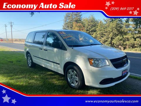 2012 RAM C/V for sale at Economy Auto Sale in Modesto CA
