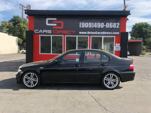 2005 BMW 3 Series for sale at Cars Direct in Ontario CA