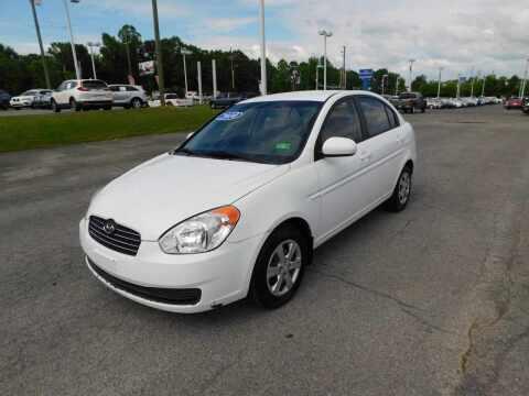 2010 Hyundai Accent for sale at Paniagua Auto Mall in Dalton GA