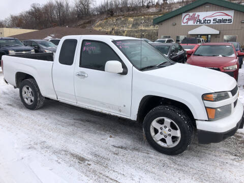 2009 Chevrolet Colorado for sale at Gilly's Auto Sales in Rochester MN