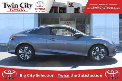 2016 Honda Civic for sale at Twin City Toyota in Herculaneum MO