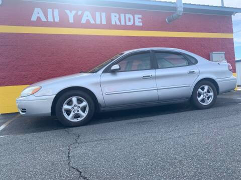 2004 Ford Taurus for sale at Big Daddy's Auto in Winston-Salem NC