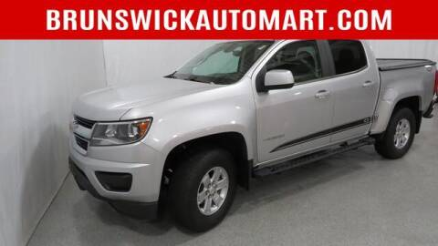 2018 Chevrolet Colorado for sale at Brunswick Auto Mart in Brunswick OH