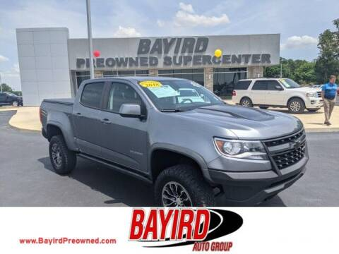 2018 Chevrolet Colorado for sale at Bayird Truck Center in Paragould AR