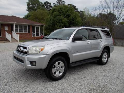 2006 Toyota 4Runner for sale at Carolina Auto Connection & Motorsports in Spartanburg SC