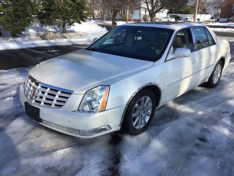 2011 Cadillac DTS for sale at Bromax Auto Sales in South River NJ
