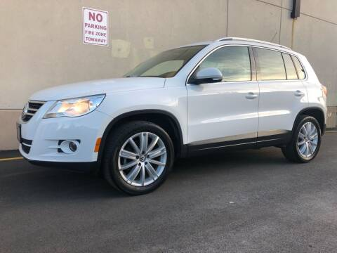 2011 Volkswagen Tiguan for sale at International Auto Sales in Hasbrouck Heights NJ