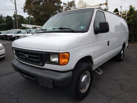 2004 Ford E-Series Cargo for sale at P J McCafferty Inc in Langhorne PA