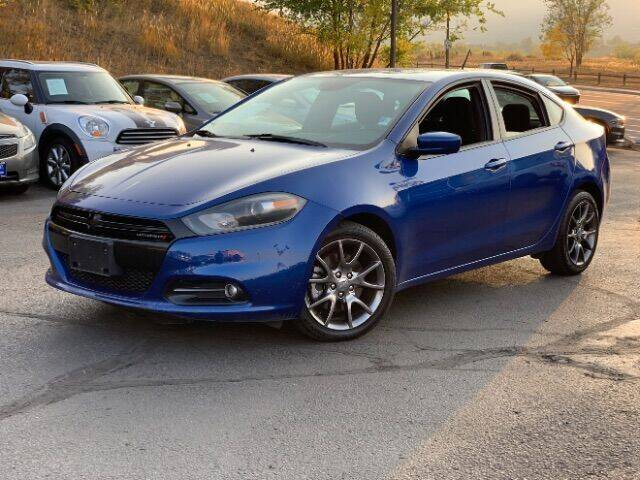 2013 Dodge Dart for sale at Lakeside Auto Brokers Inc. in Colorado Springs CO