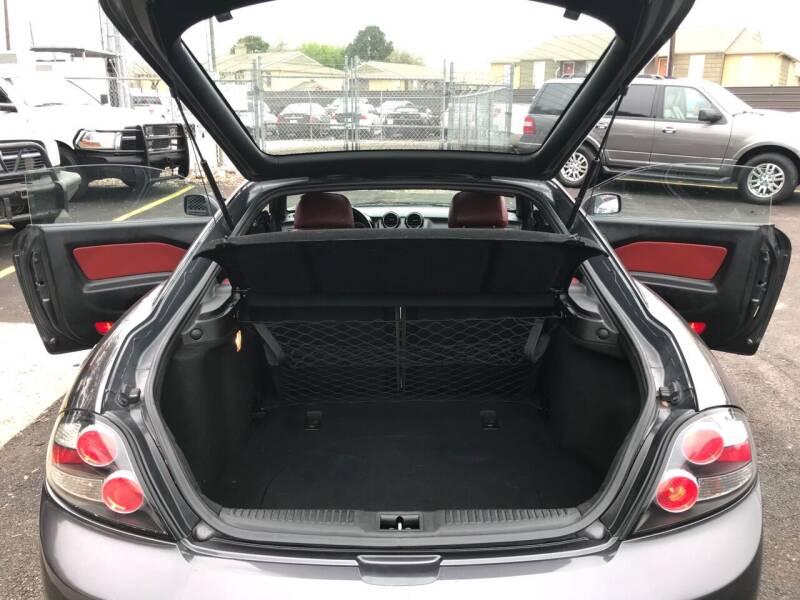 2008 Hyundai Tiburon GT 2dr Hatchback - Houston TX