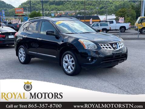 2011 Nissan Rogue for sale at ROYAL MOTORS LLC in Knoxville TN