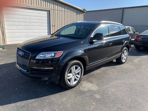 2008 Audi Q7 for sale at Driving Xcellence in Jeffersonville IN