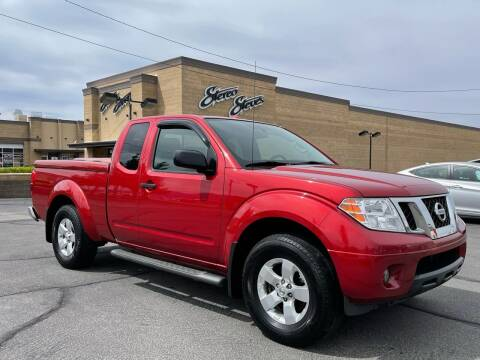 2013 Nissan Frontier for sale at Ultimate Auto Sales Of Orem in Orem UT