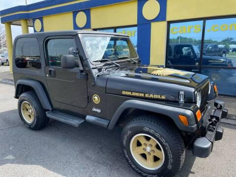 2006 Jeep Wrangler for sale at Star Cars Inc in Fredericksburg VA