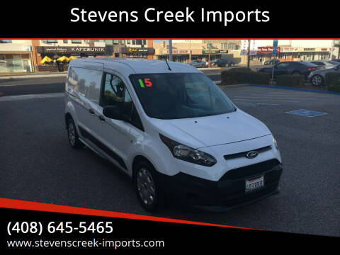 2015 Ford Transit Connect Cargo for sale at Stevens Creek Imports in San Jose CA
