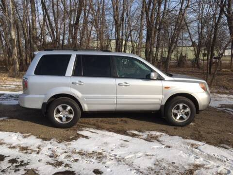 2006 Honda Pilot for sale at AM Auto Sales in Forest Lake MN
