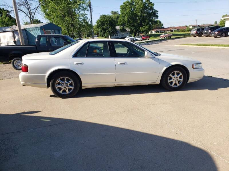2002 Cadillac Seville for sale at MT PLEASANT MOTORS in Mount Pleasant IA