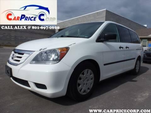 2008 Honda Odyssey for sale at CarPrice Corp in Murray UT