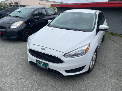 2017 Ford Focus for sale at FLORIS AUTO SALES in Anchorage AK