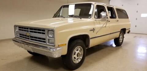 1985 Chevrolet Suburban for sale at 920 Automotive in Watertown WI