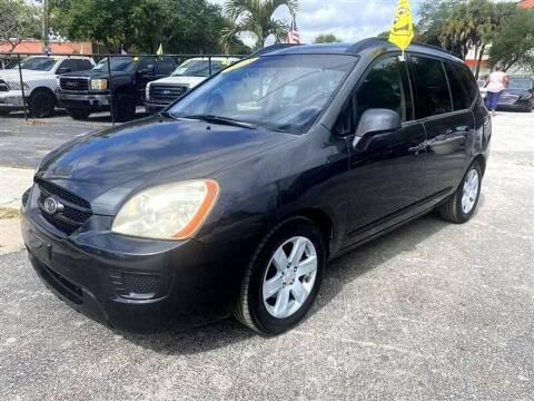 2008 Kia Rondo for sale at EZ Own Car Sales of Miami in Miami FL