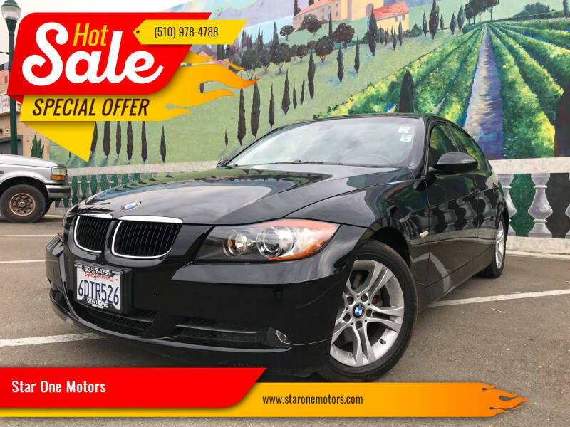 2008 BMW 3 Series for sale at Star One Motors in Hayward CA