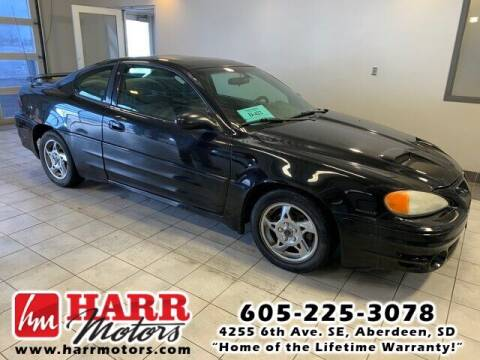 2003 Pontiac Grand Am for sale at Harr Motors Bargain Center in Aberdeen SD