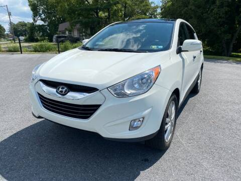 2011 Hyundai Tucson for sale at M4 Motorsports in Kutztown PA