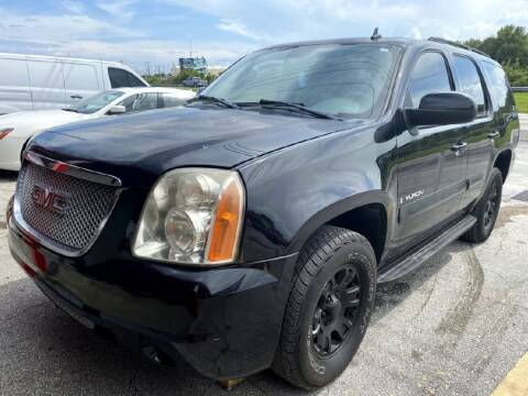 2008 GMC Yukon for sale at ROCKLEDGE in Rockledge FL