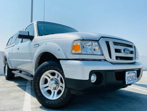 2011 Ford Ranger for sale at Bay Cars R Us in San Jose CA